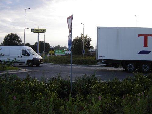 Kamion na Kruháku