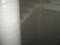 Zahalené schodiště